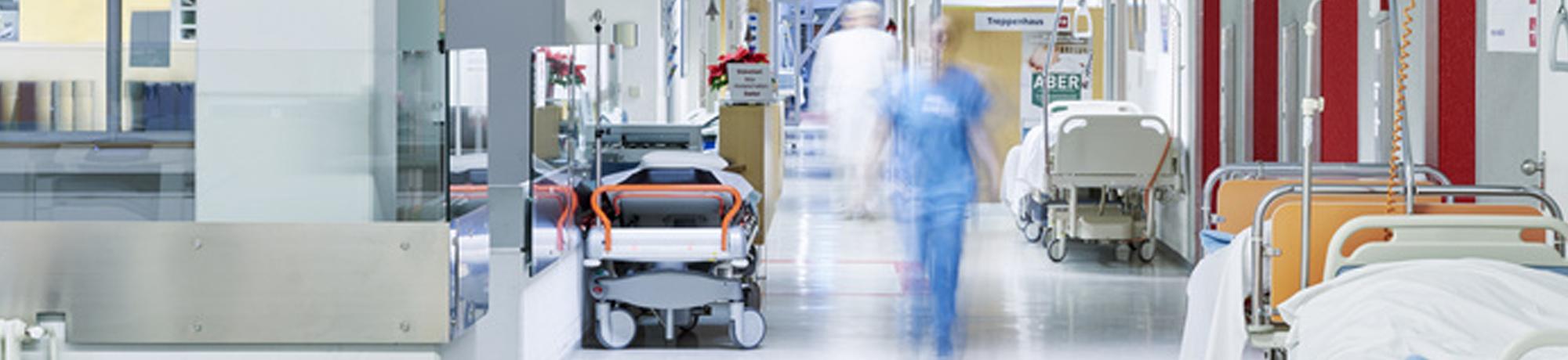 Einsatz von otris Softwarelösungen im Krankenhaus bzw. Gesundheitswesen