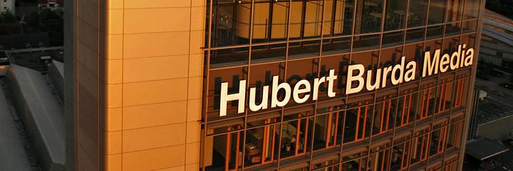 Datenschutz als Gesamtkonzept bei Hubert Burda Media - Referenzbericht